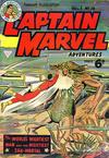 Cover for Captain Marvel [Captain Marvel Adventures] (L. Miller & Son, 1953 series) #v1#18
