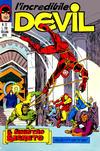 Cover for L'Incredibile Devil (Editoriale Corno, 1970 series) #72