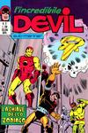 Cover for L'Incredibile Devil (Editoriale Corno, 1970 series) #71