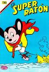 Cover for El Super Ratón (Editorial Novaro, 1951 series) #208