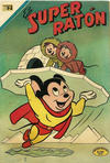 Cover for El Super Ratón (Editorial Novaro, 1951 series) #215