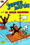 Cover for El Super Ratón (Editorial Novaro, 1951 series) #207