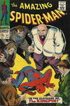 Cover for The Amazing Spider-Man (Marvel, 1963 series) #51 [British]