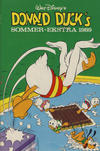 Cover for Donald Duck & Co Ekstra [Bilag til Donald Duck & Co] (Hjemmet / Egmont, 1985 series) #sommer 1989