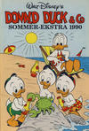 Cover for Donald Duck & Co Ekstra [Bilag til Donald Duck & Co] (Hjemmet / Egmont, 1985 series) #sommer 1990