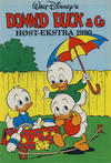 Cover for Donald Duck & Co Ekstra [Bilag til Donald Duck & Co] (Hjemmet / Egmont, 1985 series) #høst 1990