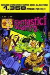 Cover for I Fantastici Quattro (Editoriale Corno, 1971 series) #253