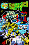 Cover for I Fantastici Quattro (Editoriale Corno, 1971 series) #228