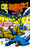 Cover for I Fantastici Quattro (Editoriale Corno, 1971 series) #246