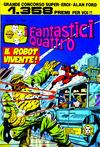 Cover for I Fantastici Quattro (Editoriale Corno, 1971 series) #252