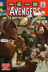 Cover Thumbnail for The Avengers Omnibus (2012 series) #1 [John Romita Jr. Cover]