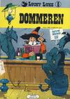 Cover for Lucky Luke (Nordisk Forlag, 1973 series) #6 - Dommeren