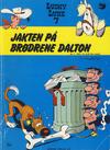 Cover for Lucky Luke (Nordisk Forlag, 1973 series) #7 - Jakten på brødrene Dalton