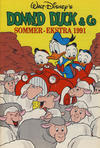 Cover for Donald Duck & Co Ekstra [Bilag til Donald Duck & Co] (Hjemmet / Egmont, 1985 series) #sommer 1991