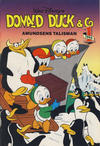 Cover for Donald Duck & Co Ekstra [Bilag til Donald Duck & Co] (Hjemmet / Egmont, 1985 series) #1/1992