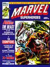 Cover for Marvel Superheroes [Marvel Super-Heroes] (Marvel UK, 1979 series) #372