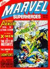 Cover for Marvel Superheroes [Marvel Super-Heroes] (Marvel UK, 1979 series) #358