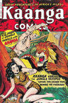Cover for Kaänga Comics (H. John Edwards, 1950 ? series) #1