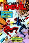 Cover for L'Incredibile Devil (Editoriale Corno, 1970 series) #82