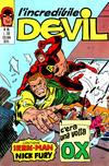 Cover for L'Incredibile Devil (Editoriale Corno, 1970 series) #85