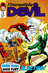 Cover for L'Incredibile Devil (Editoriale Corno, 1970 series) #86