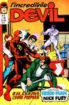 Cover for L'Incredibile Devil (Editoriale Corno, 1970 series) #87