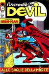 Cover for L'Incredibile Devil (Editoriale Corno, 1970 series) #90