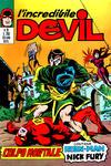 Cover for L'Incredibile Devil (Editoriale Corno, 1970 series) #91