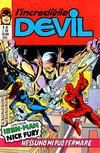 Cover for L'Incredibile Devil (Editoriale Corno, 1970 series) #93