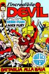 Cover for L'Incredibile Devil (Editoriale Corno, 1970 series) #94