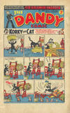 Cover for The Dandy Comic (D.C. Thomson, 1937 series) #408
