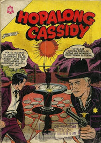 Cover Thumbnail for Hopalong Cassidy (Editorial Novaro, 1952 series) #138