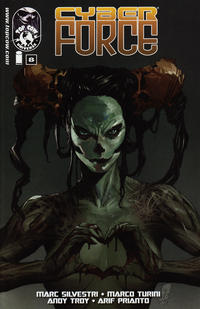 Cover Thumbnail for Cyber Force (Image, 2012 series) #8