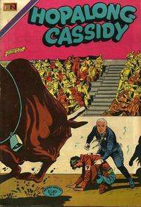 Cover Thumbnail for Hopalong Cassidy (Editorial Novaro, 1952 series) #194