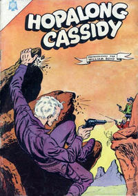 Cover Thumbnail for Hopalong Cassidy (Editorial Novaro, 1952 series) #136