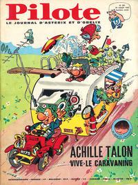 Cover Thumbnail for Pilote (Dargaud, 1960 series) #301