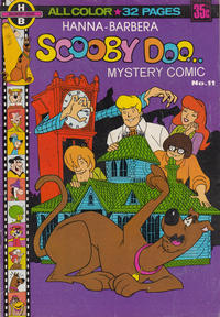 Cover Thumbnail for Scooby Doo Mystery Comics (K. G. Murray, 1970 ? series) #11