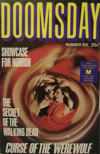 Cover Thumbnail for Doomsday (K. G. Murray, 1972 series) #6