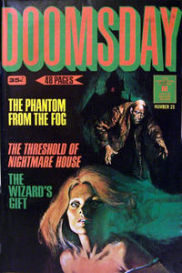 Cover Thumbnail for Doomsday (K. G. Murray, 1972 series) #25