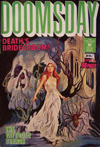 Cover Thumbnail for Doomsday (K. G. Murray, 1972 series) #24