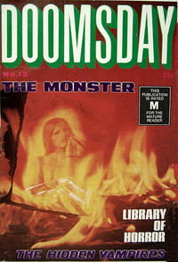 Cover Thumbnail for Doomsday (K. G. Murray, 1972 series) #13