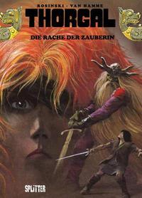 Cover Thumbnail for Thorgal (Splitter Verlag, 2011 series) #1 - Die Rache der Zauberin