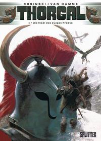 Cover Thumbnail for Thorgal (Splitter Verlag, 2011 series) #2 - Die Insel des ewigen Frosts
