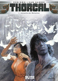 Cover Thumbnail for Thorgal (Splitter Verlag, 2011 series) #5 - Jenseits der Schatten