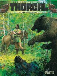 Cover Thumbnail for Thorgal (Splitter Verlag, 2011 series) #18 - Das Sonnenschwert