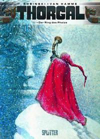 Cover Thumbnail for Thorgal (Splitter Verlag, 2011 series) #15 - Der Herr der Berge