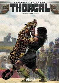 Cover Thumbnail for Thorgal (Splitter Verlag, 2011 series) #4 - Galeere des Todes
