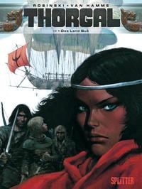 Cover Thumbnail for Thorgal (Splitter Verlag, 2011 series) #10 - Das Land Quâ