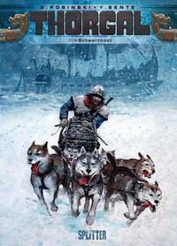 Cover Thumbnail for Thorgal (Splitter Verlag, 2011 series) #33 - Schwertboot