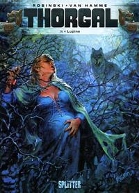Cover Thumbnail for Thorgal (Splitter Verlag, 2011 series) #16 - Lupine
